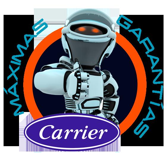 Servicio técnico autorizado Carrier en Madrid