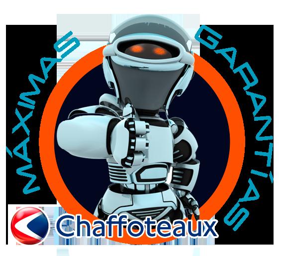 servicio técnico autorizado Chaffoteaux en Toledo