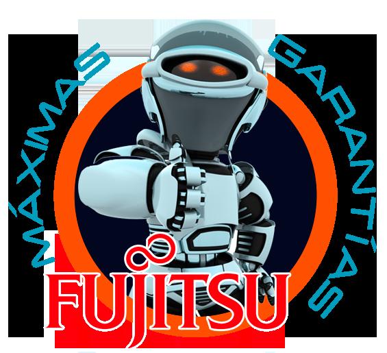 Servicio técnico autorizado Fujitsu en Madrid