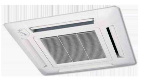 servicio técnico Aire acondicionado Fujitsu SPLIT CASSETTE INVERTER SERIE A