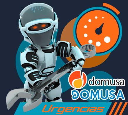 Reparación urgente de calderas Domusa en Toledo
