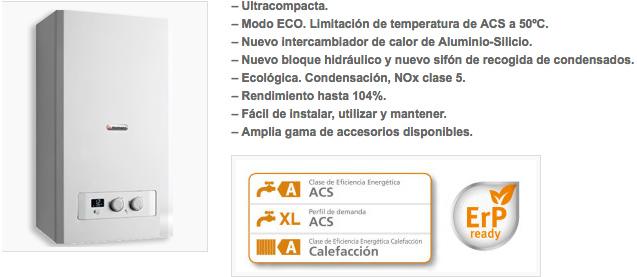 Servicio Técnico de Calderas HERMANN MICRAPLUS 25 en Madrid