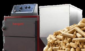 venta de calderas y estufas de pellets
