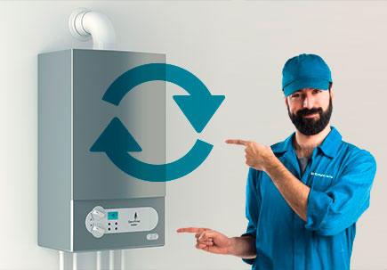 Subvención plan renove de calderas de gas ahorro 150 €
