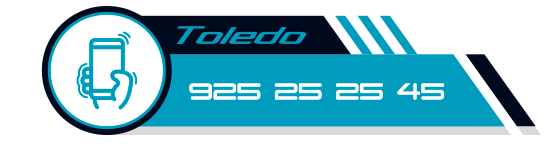 Teléfono servicio técnico sustitución y reparación de fugas de gas natural en Toledo