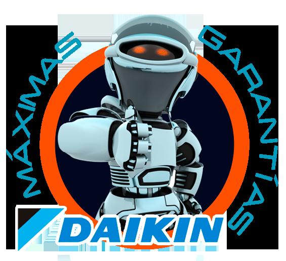garantías aire acondicionado Daikin en madrid