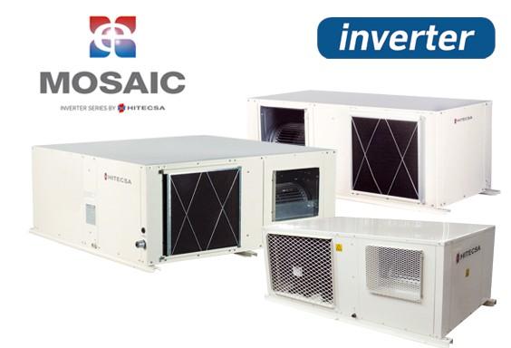 servicio técnico aire acondicionado HITECSA MOSAIC
