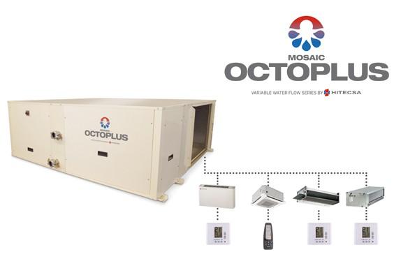 servicio técnico aire acondicionado HITECSA OCTOPLUS