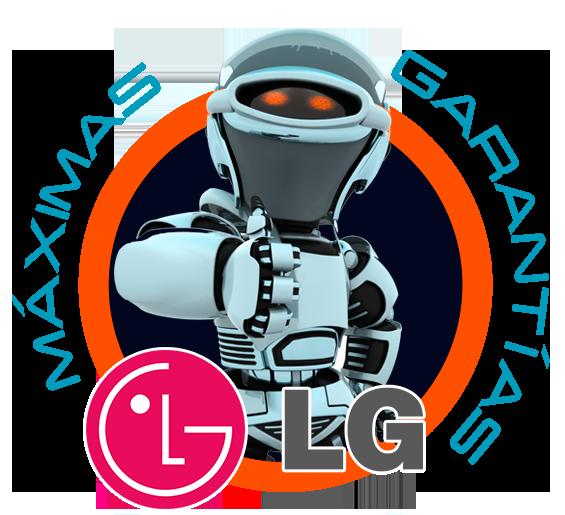 Servicio técnico autorizado LG en Madrid