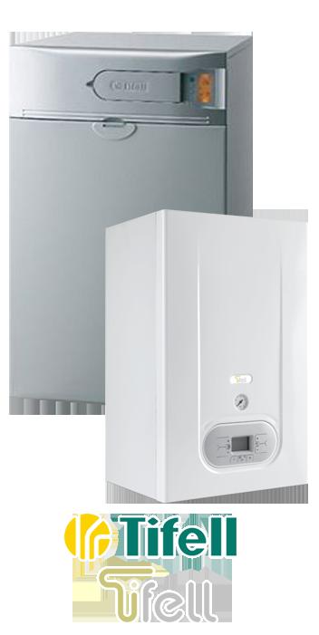 Servicio técnico de calderas de gas y gasoil Tifell en Toledo