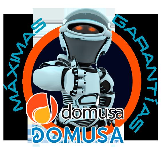 Servicio técnico Domusa en Madrid autorizado y certificado