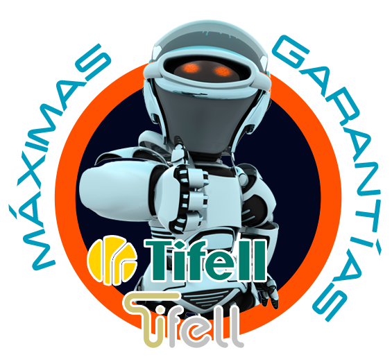Servicio técnico autorizado Tifell en Toledo