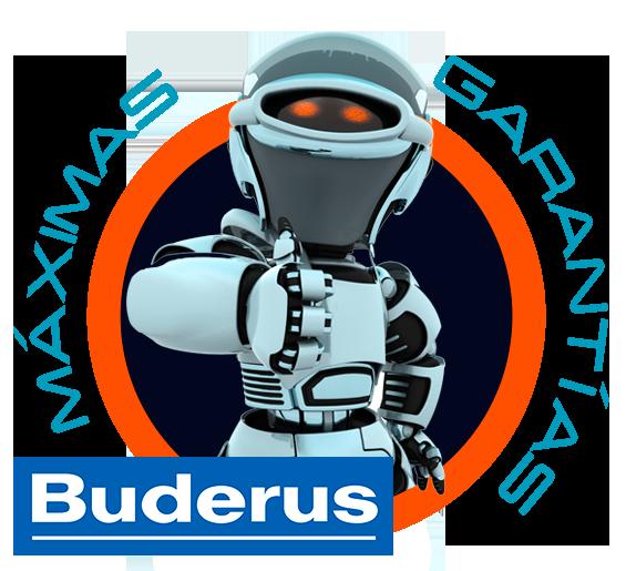 servicio técnico calderas Buderus en Toledo