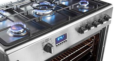 reparación de cocinas de gas en Toledo