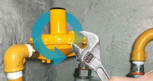 sustitución de reguladores de gas natural en madrid