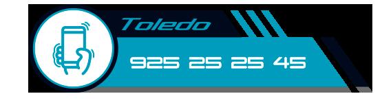 Teléfono servicio técnico de reparación averías instalaciones gas Toledo
