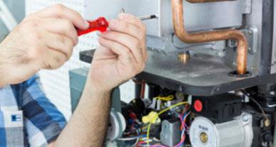 Servicio técnico de urgencias para calderas de gas natural en Madrid