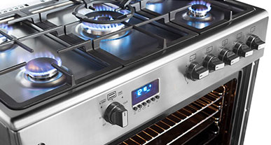 urgencias en cocinas de gas en Toledo