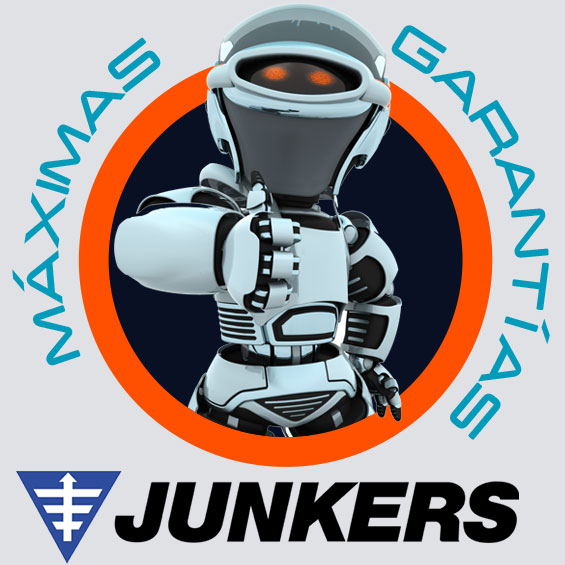 Servicio técnico de calderas Junkers en Pinto de garantías