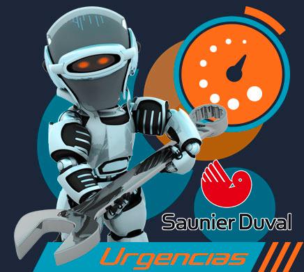 reparación urgente de calderas Saunier Duval en Getafe