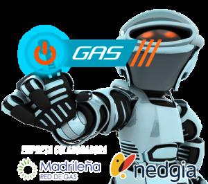 Empresa Autorizada de gas natural en Madrid