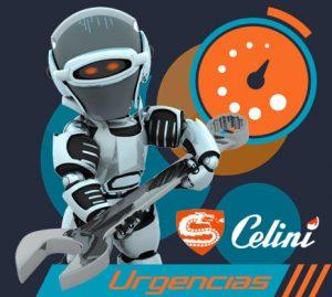 Reparación urgente de Calderas Celini en Toledo